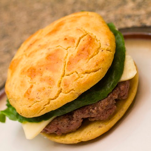 Single Gluten Free Burger Bun