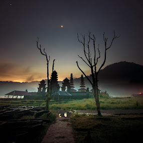 Tamblingan by Firman Hananda Boedihardjo - Landscapes Sunsets & Sunrises
