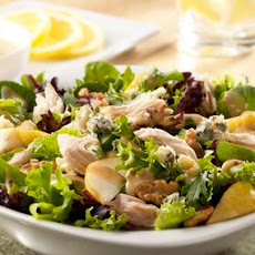 Gorgonzola and Pear Salad with Honey Dijon Dressing