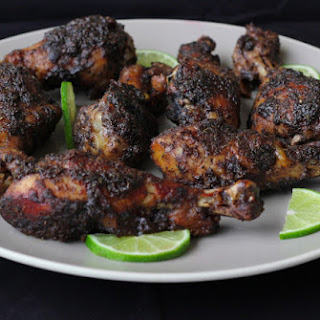 Slow-Cooker Jerk Chicken {Paleo}