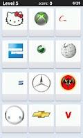 Screenshot of Logo Quiz -select 1 in 4 keys