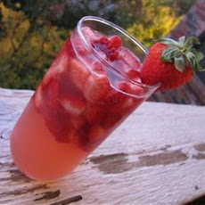 Pretty in Pink Sangria
