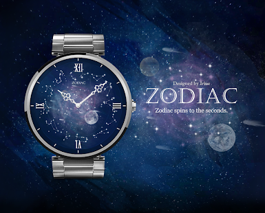 Zodiac watchface by Irine Screenshot