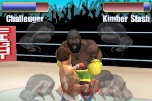 Screenshot of Pocket Boxing Legends