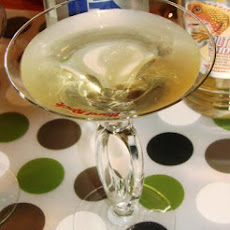 Mike's Butterscotch Martini
