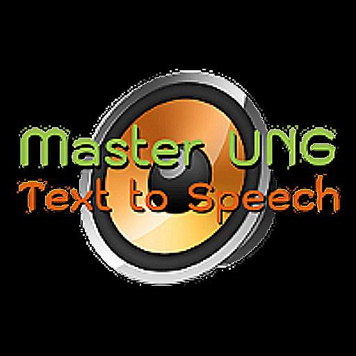 Master UNG Text To Speech LOGO-APP點子