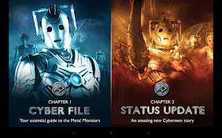 Screenshot of Doctor Who: Cybermen