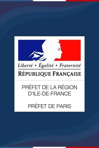 Préfecture IDF PARIS