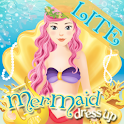 Mermaid Dress Up Lite icon