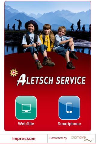 Aletsch Service