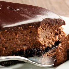 Double-Chocolate Cheesecake