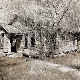 Something Wicked  by Hylas Kessler - Digital Art Places