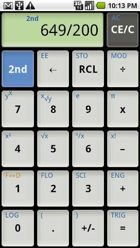 Calc Pro - The Top Mobile Calculator - Panoramic Software Inc.
