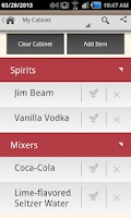 Screenshot of 16,250+ Drink Recipes FREE