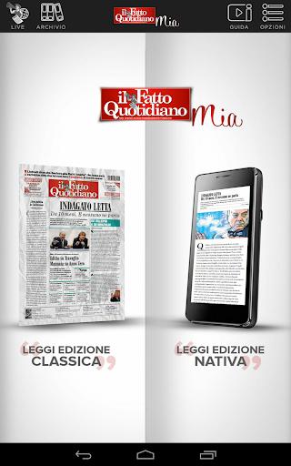Mia - Il Fatto Quotidiano - screenshot