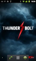 Screenshot of ThunderBolt 4G Live Wallpaper