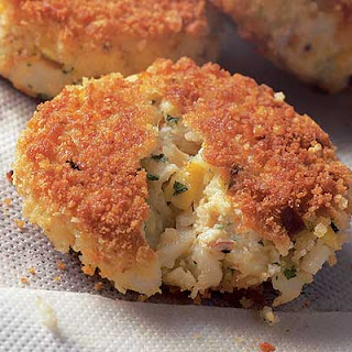 Fish Cakes With Tartare Sauce
