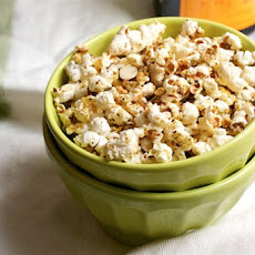 Herb & Lemon Buttered Popcorn