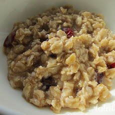 Summer Harvest Oatmeal