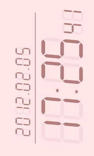 Minimal * Clock