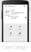 Screenshot of My PillBox(Meds&Pill Reminder)