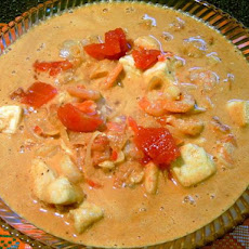 Seafood Curry (Malu Curry)