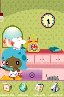 Screenshot of Little Chef Theme
