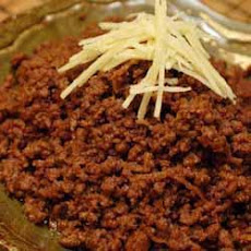 Japanese Mince