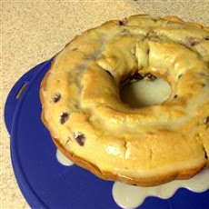 Blueberry Coffee Cake III