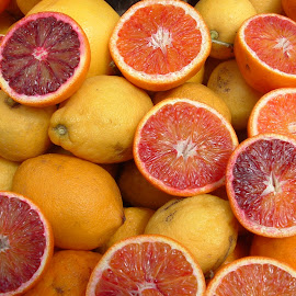 Oranges by Patrizia Sapia - Food & Drink Fruits & Vegetables ( fruit, oranges,  )