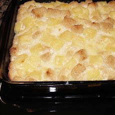 Yummy Low Cal-Low Fat Pineapple Bread Pudding