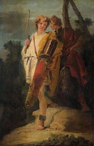 RIJKS: Giovanni Battista Tiepolo: painting 1750