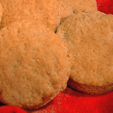100% Whole Wheat Sour Cream Biscuits