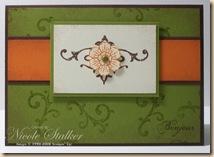 Carte Postale - Old Olive