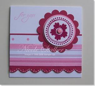 Petals & Paisley 3 x 3 Card 5