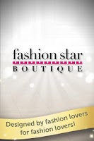 Screenshot of Fashion Star Boutique®