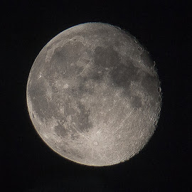 Super moon by Jon Hyder - News & Events World Events