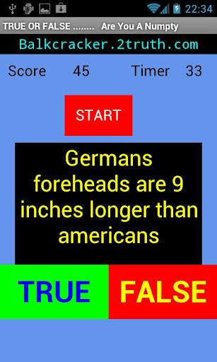 balkcracker Tennessee Quiz
