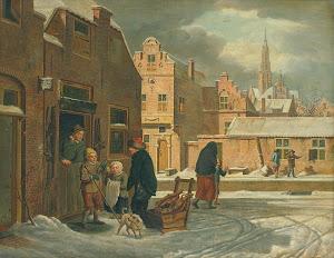 RIJKS: Dirk Jan van der Laan: painting 1813