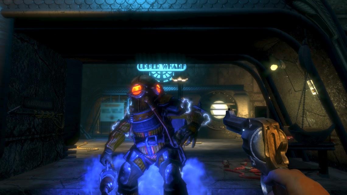 BioShock updated by 2K Boston