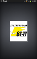 Screenshot of Taxi 8111 - Salzburg Taxi