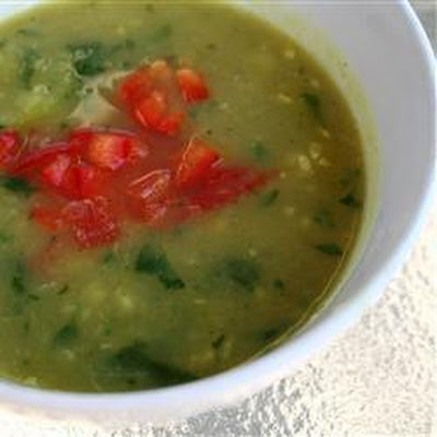 Jamaican Vegetable Soup