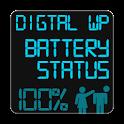 Digital Battery Status icon