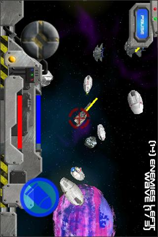 Star Cruiser Defense