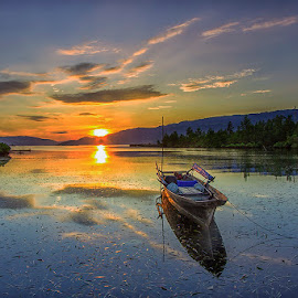 Sunrise by Ipin Utoyo - Landscapes Sunsets & Sunrises