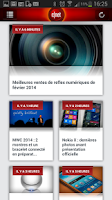 Screenshot of CNET France