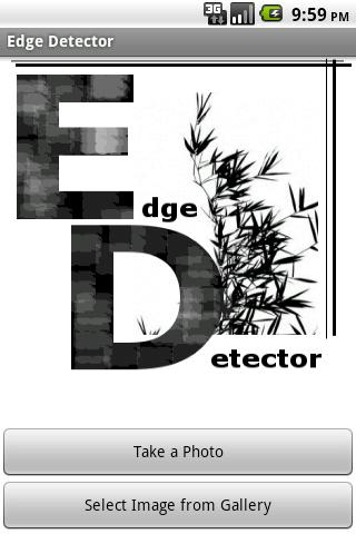 Edge Detector