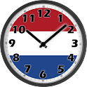 Netherlands Clock icon