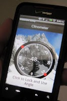 Screenshot of Avalanche Safety