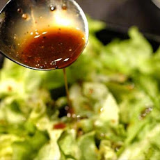 Balsamic Honey Mustard Dressing